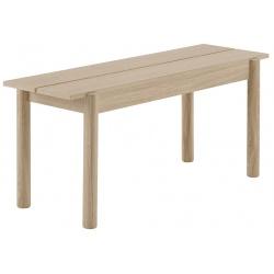 Стоманена пейка Linear
