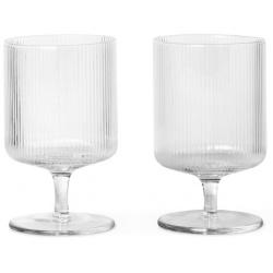 Комплект чаши за вино Ripple 2 броя