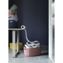 Кош за съхранение Restore  синьо-сиво