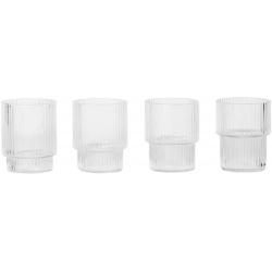 Комплект малки чаши Ripple 4бр.