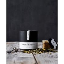 Бял чай с кокос и маракуя