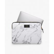 "Калъф за лаптоп 13"" White Marble"