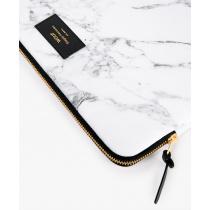 Калъф за iPad White Marble