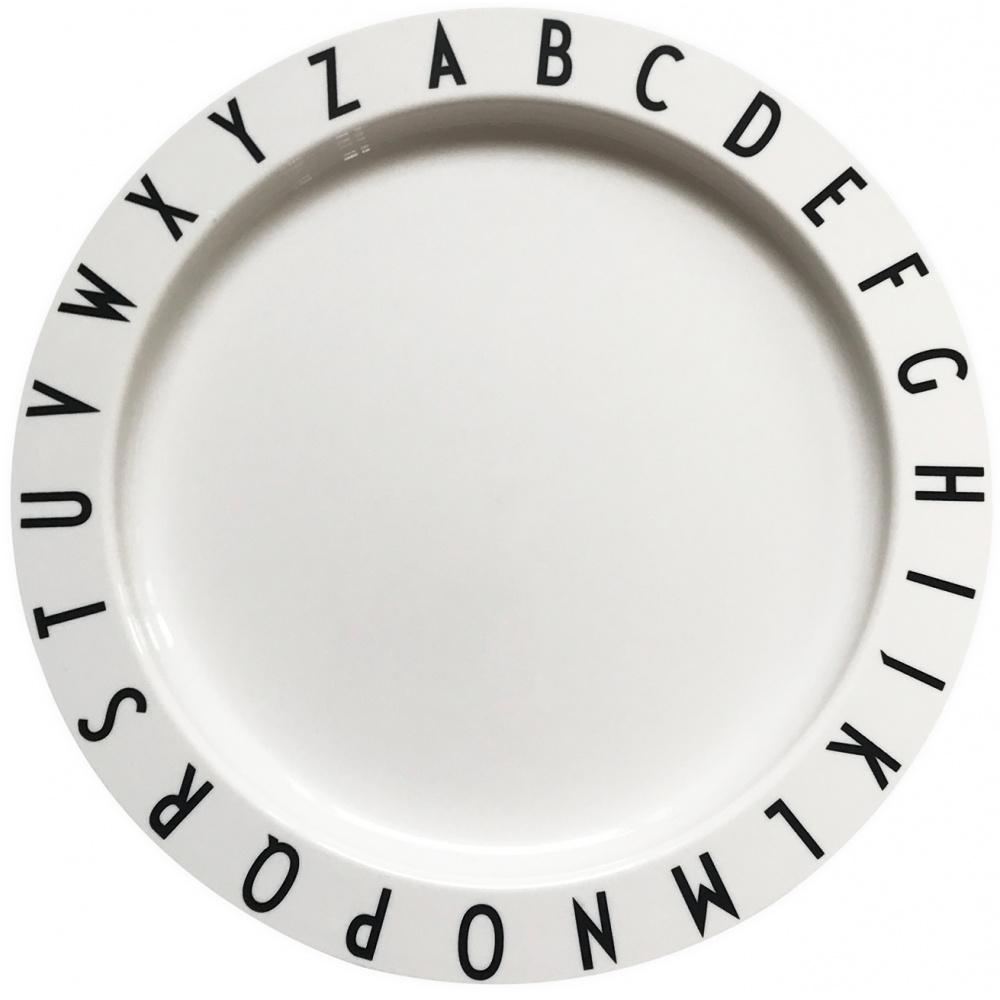 """Детска чиния """"Eat & Learn"""" от Тритан"""