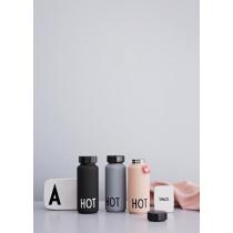Термо бутилка Hot & Cold Розова