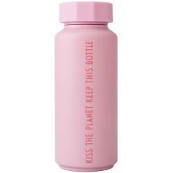 Термо бутилка Pink Kiss