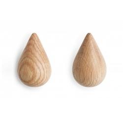 Dropit дървени закачалки малки - 2 броя