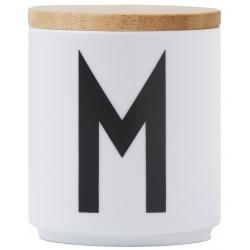 Дървен капак за чашите Arne Jacobsen Черен
