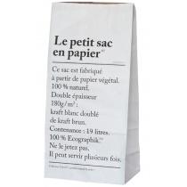 Малка хартиена торба