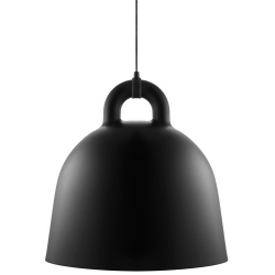Bell Лампа Черна