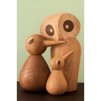 Дървена птица