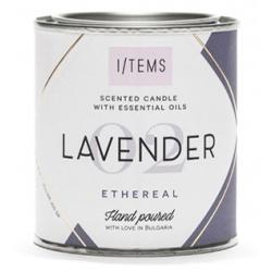 Свещ 01 Lavender