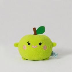 Малка плюшена играчка Riceapple Зелена